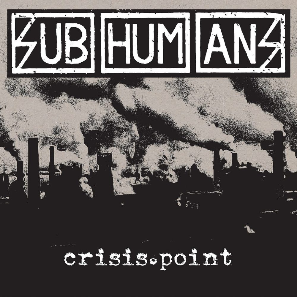 Portada de 'Crisis Point' [Pirates Press, 2019]