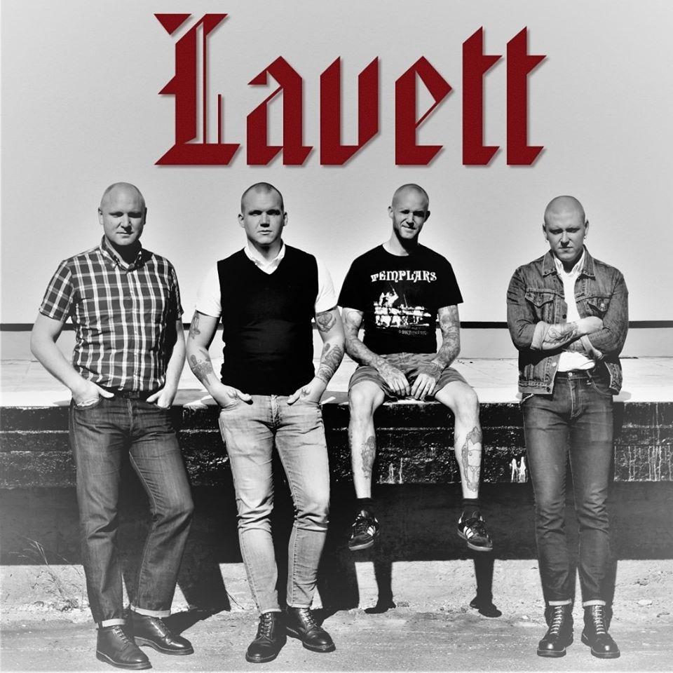 Lavett: Oi! from Sweden