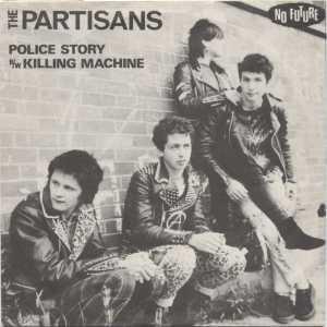 Portada de Police Story/Killing Machine de The Partisans