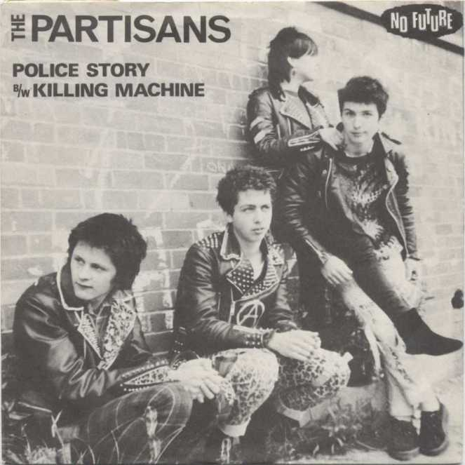 Portada de Police Story/Killing Machine de The Partisans