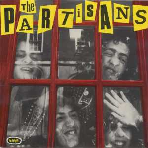Portada del primer disco de The Partisans, editado por No Future en 1983