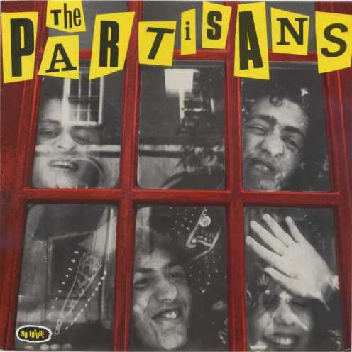 Portada del primer disco de The Partisans, editado por No Future en 1983