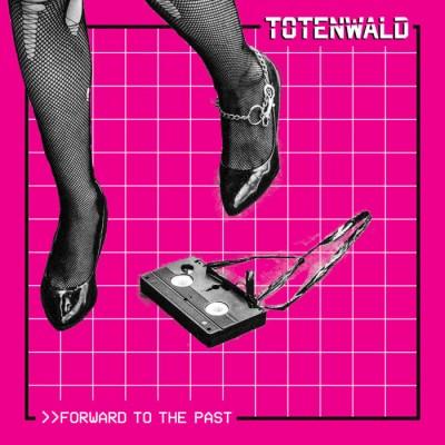 Portada de 'Forward to the Past EP' de Totenwald (Plastic Bomb, 2020)