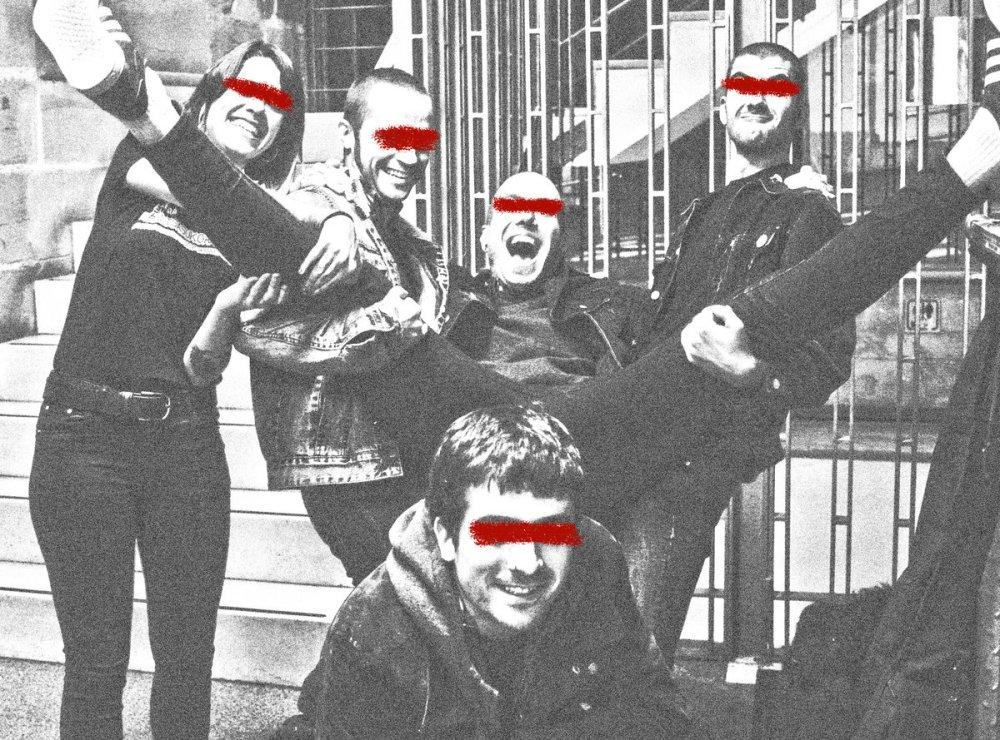 Blessure: Punk & Oi! a la francesa desde Bilbao