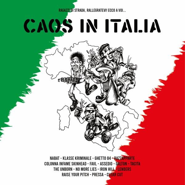 Portada del disco Caos I Italia (2019)