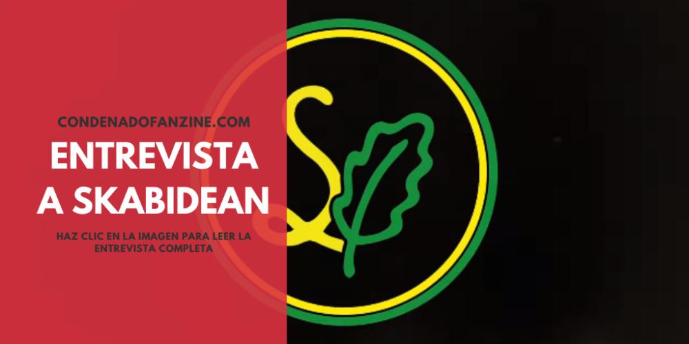 Entrevista a Skabidean (mayo 2018)