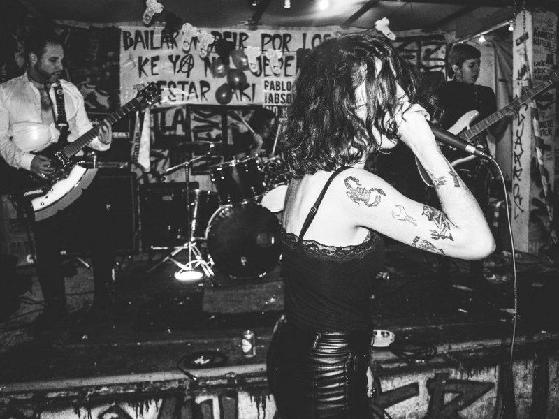 Aihotz: Hardcore punk desde Bilbao