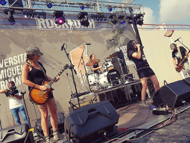 Anne Bonny: Punk Rock desde Alicante