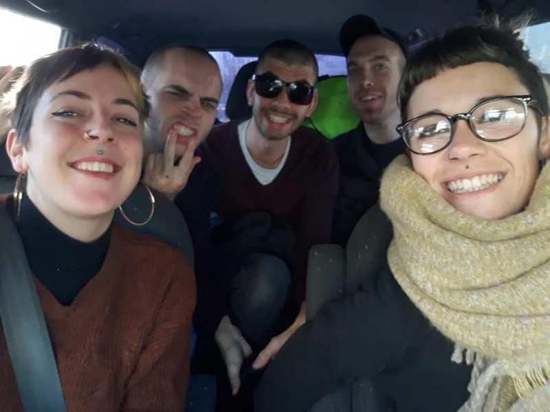 Blessure: Punk & Oi! desde Bilbao