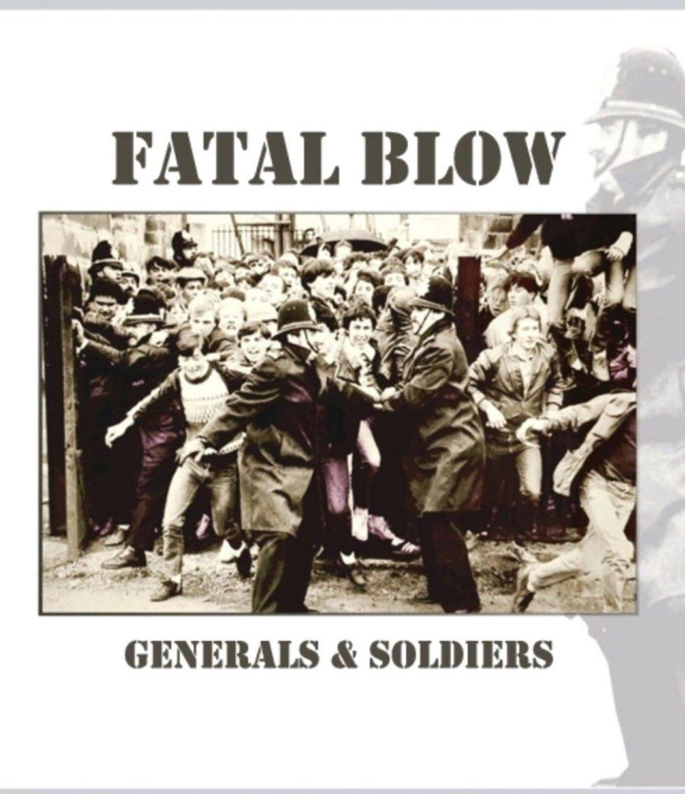 Portada de 'Generals and Soldiers' (2020) de Fatal Blow