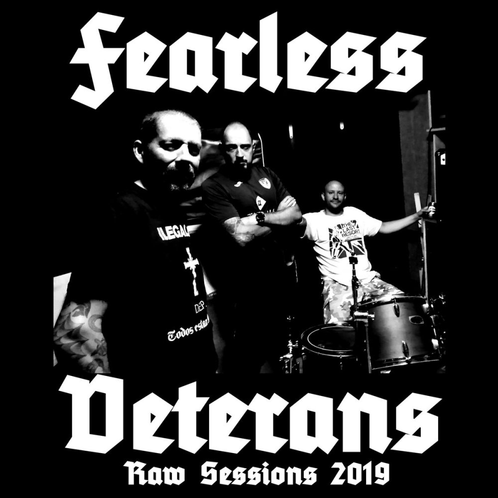 Fearless Veterans: Raw Sessions 2019