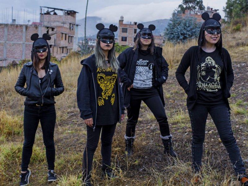 Las Ratapunks: Punk desde Cajamarca (Perú)