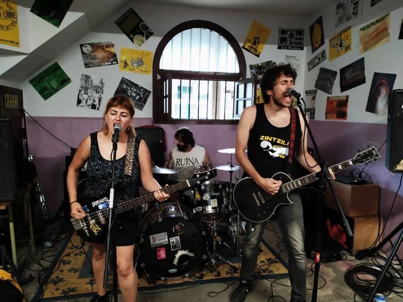 Paniko: Hardcore punk desde Zarautz