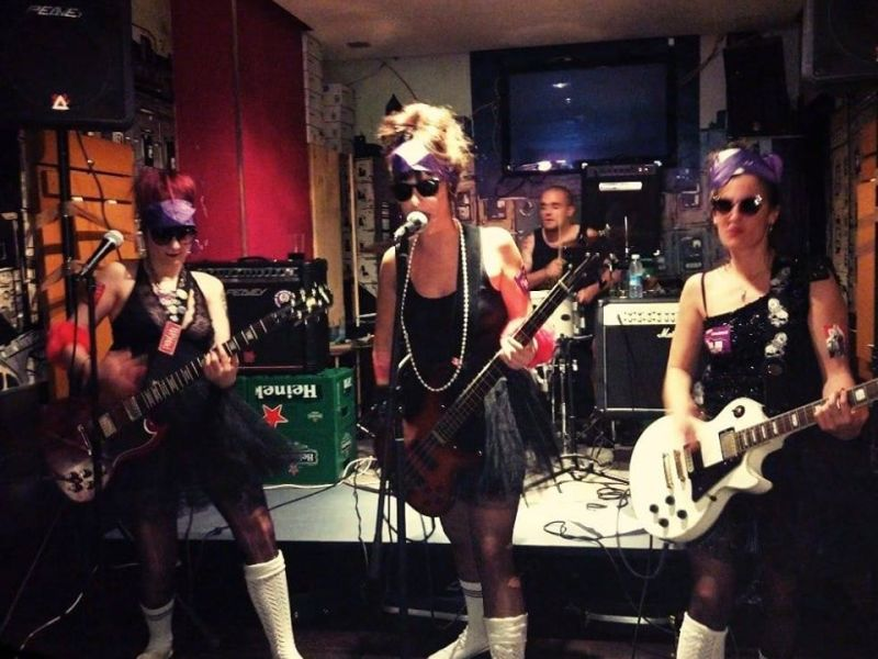 Perlata: Punk Rock desde Arrasate