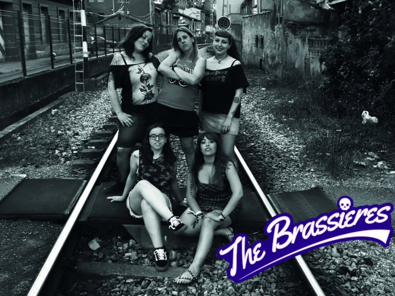 The Brassieres: Punk Rock desde Langreo (Asturias)
