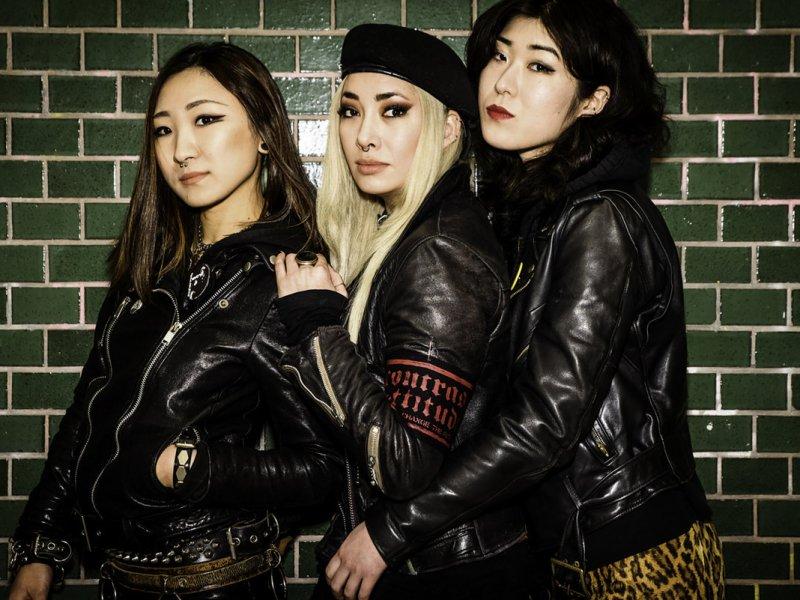 The Vertigos: Punk & Rock'n'Roll desde Tokyo (Japón)