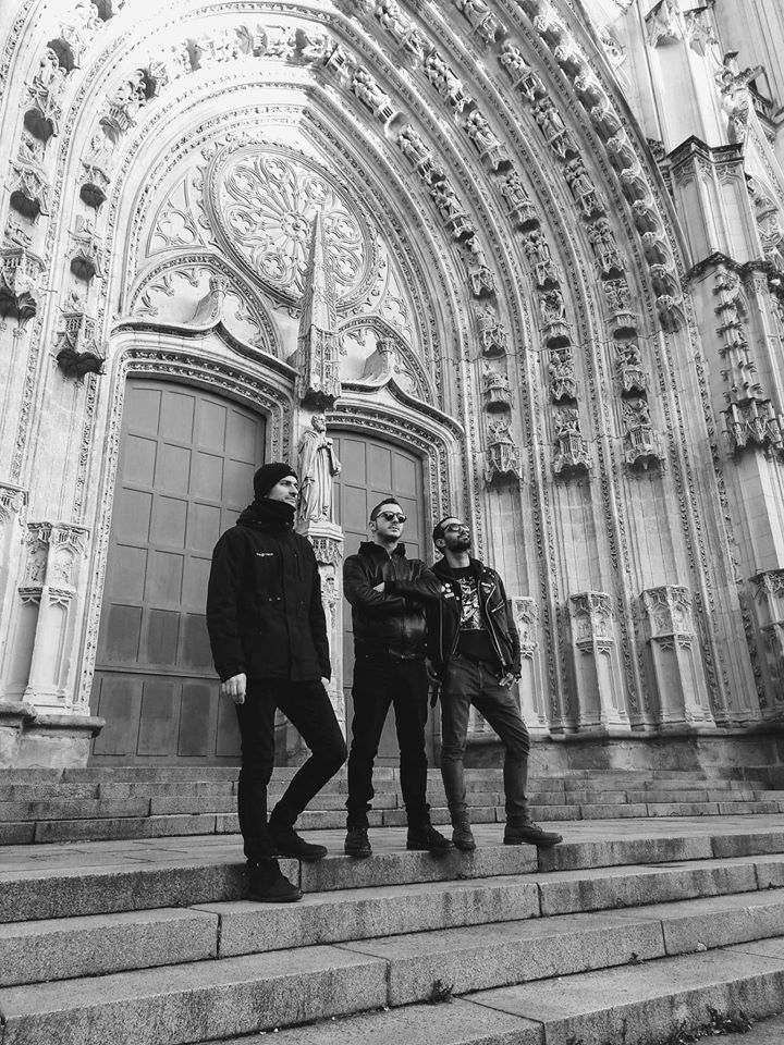 Chain Cult: Dark/post punk band from Athens, Greece