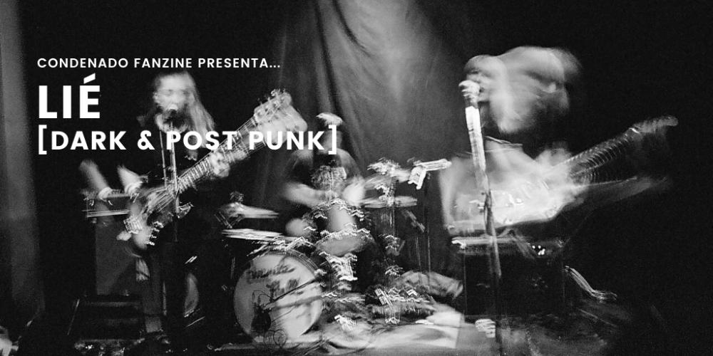Lié, grupo dark & post-punk de Vancouver