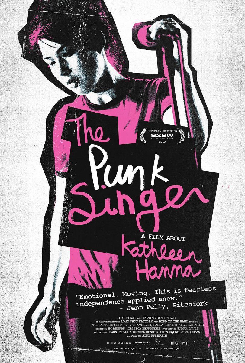 The Punk Singer: Documental sobre Kathleen Hanna (Bikini Kill) de 2013