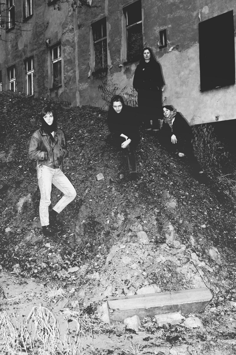 Aus: Post-Punk [Berlín]