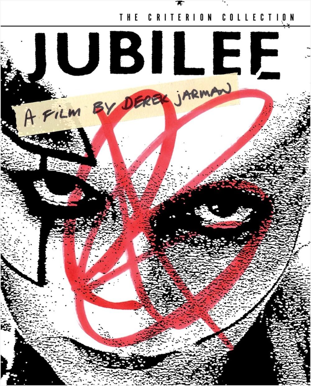 Poster de la película Jubilee (1978) de Derek Jarman
