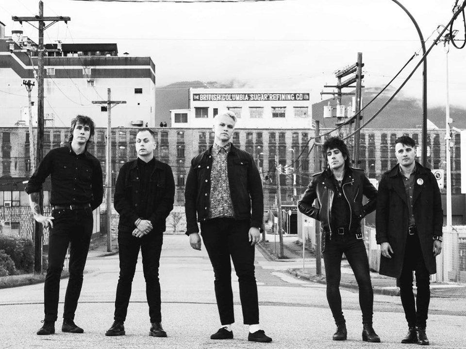 Spectres: deathrock & post-punk procedente de Vancouver (Canadá)