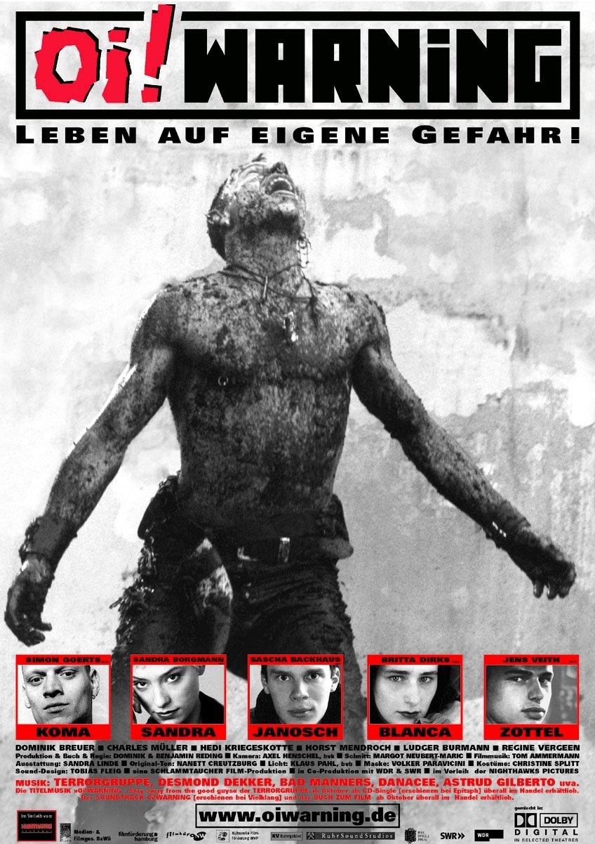 Película 'Oi! Warning' (1999)