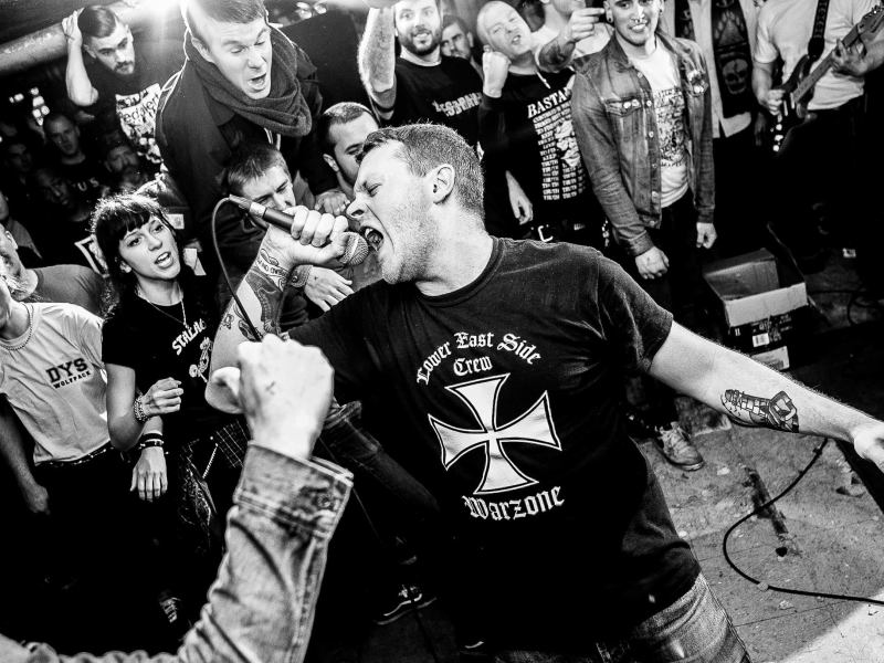 Violent Reaction: Hardcore desde Merseyside