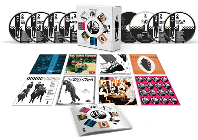 2 Tone: 'The Albums CD Box Set' (Chrysalis Records, 2020)