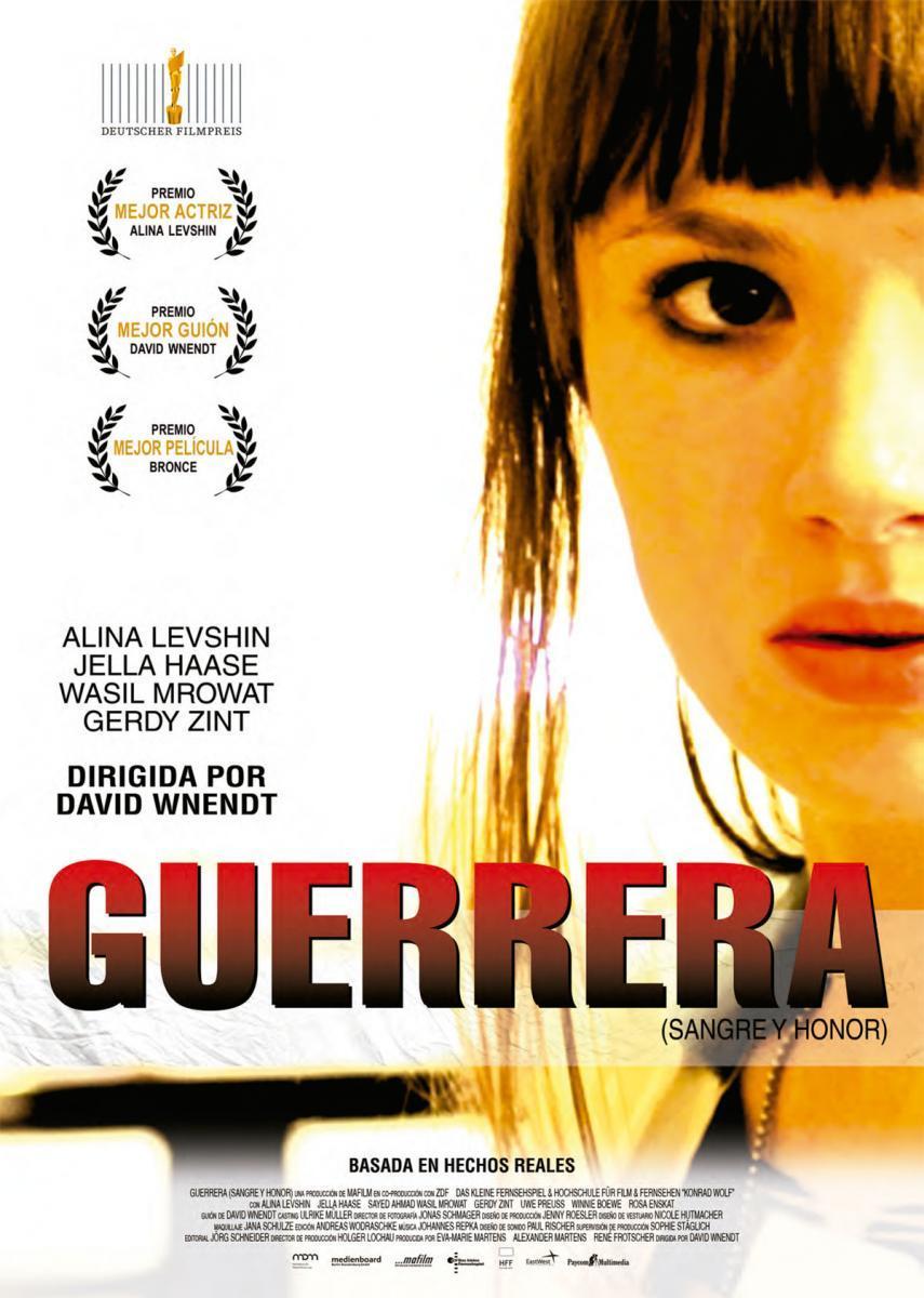Cartel de la película 'Guerrera (Sangre y Honor)' (2011)