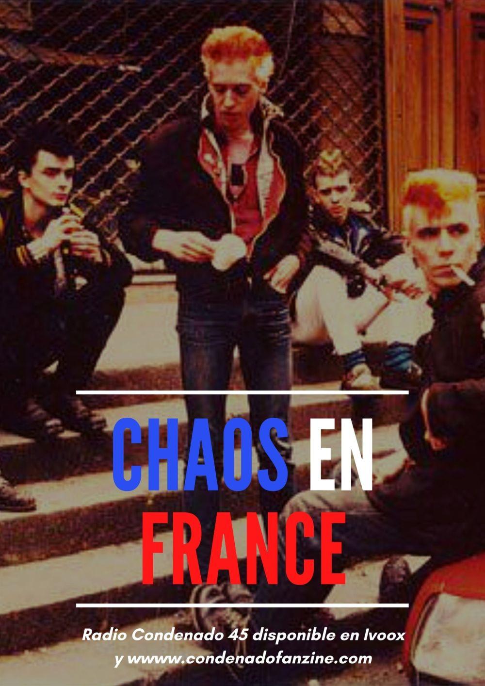 Cartel del Radio Condenado #45 | Chaos En France