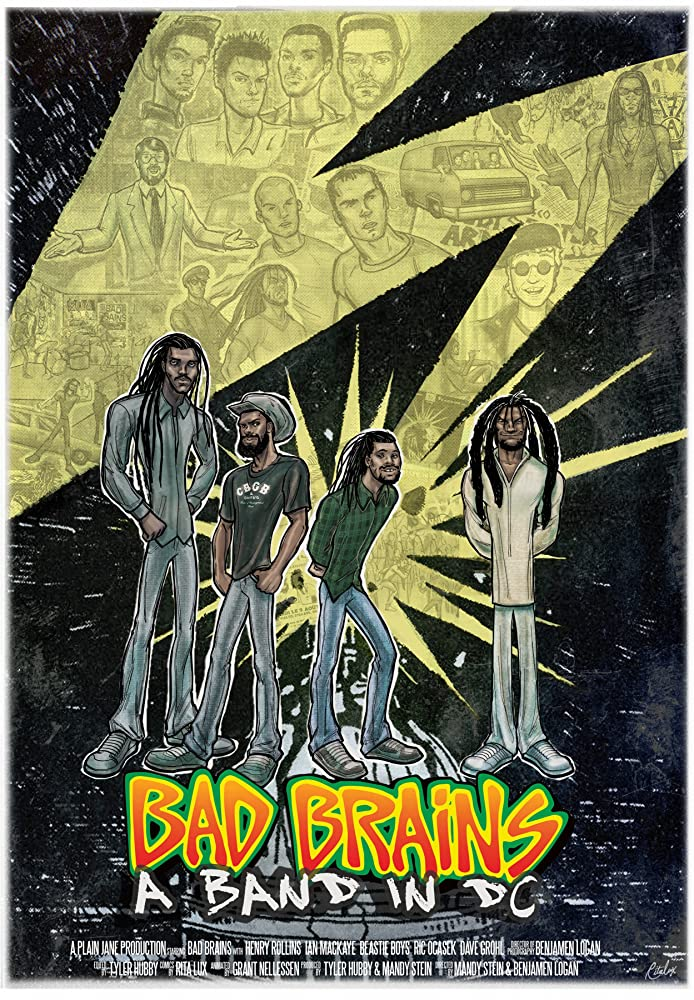 Documental: 'Bad Brains: A Band in D.C.' (2012)