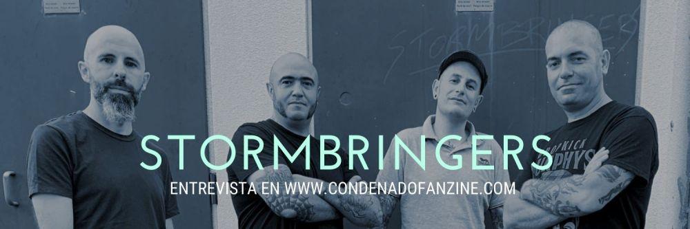 Entrevista a Stormbringers en www.condenadofanzine.com