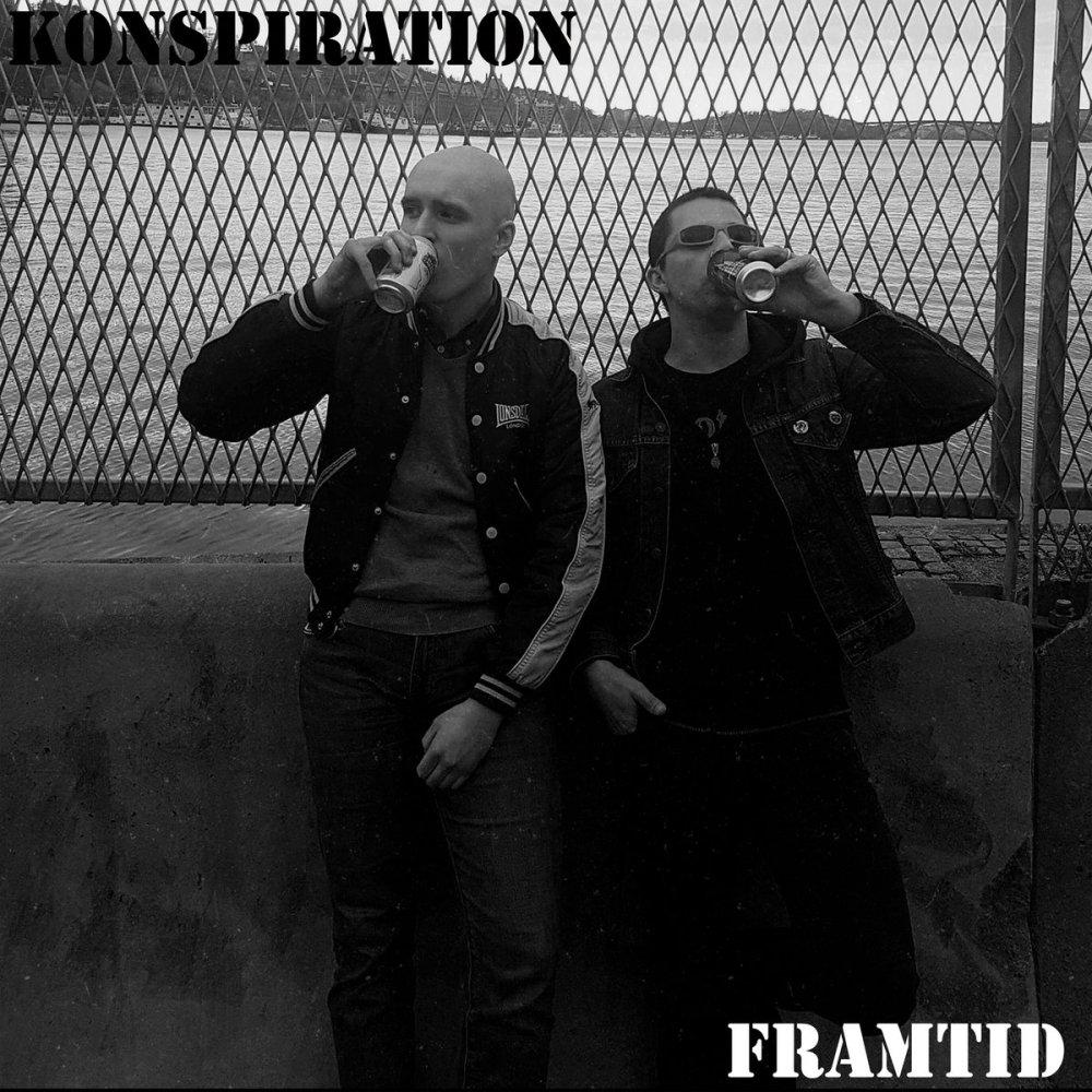 Portada de 'Framtid' de Konspiration [Switchlight Records, 2020]