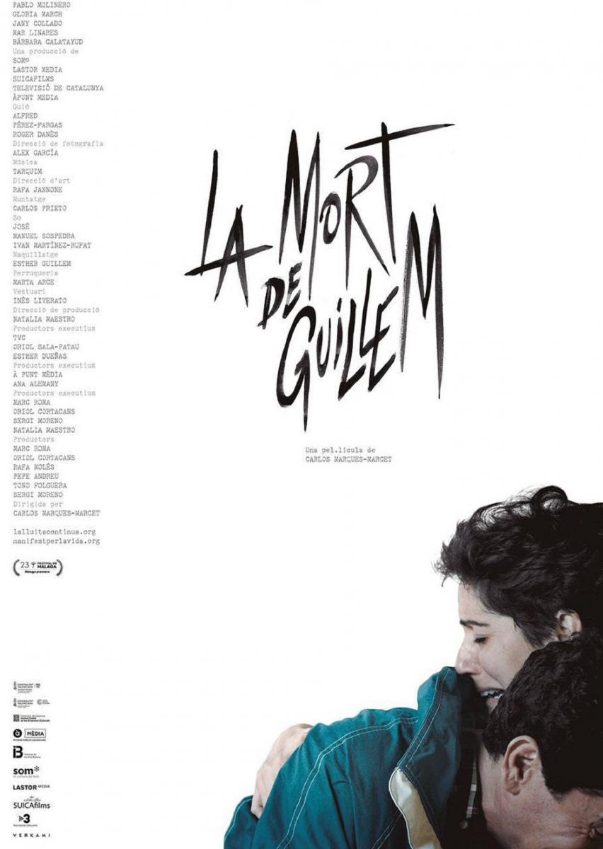 Cartel de la película 'La mort de Guillem' (2020)