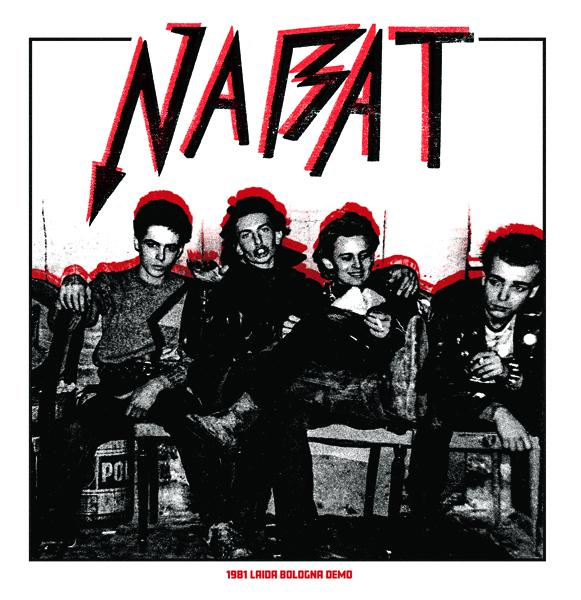 Portada de '1981 Demo' de Nabat
