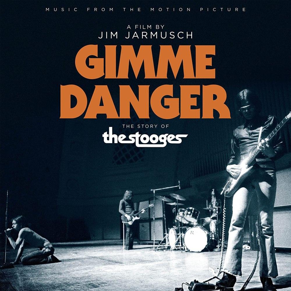 Cartel del documental 'Gimme Danger' de Jim Jarmusch (2016)