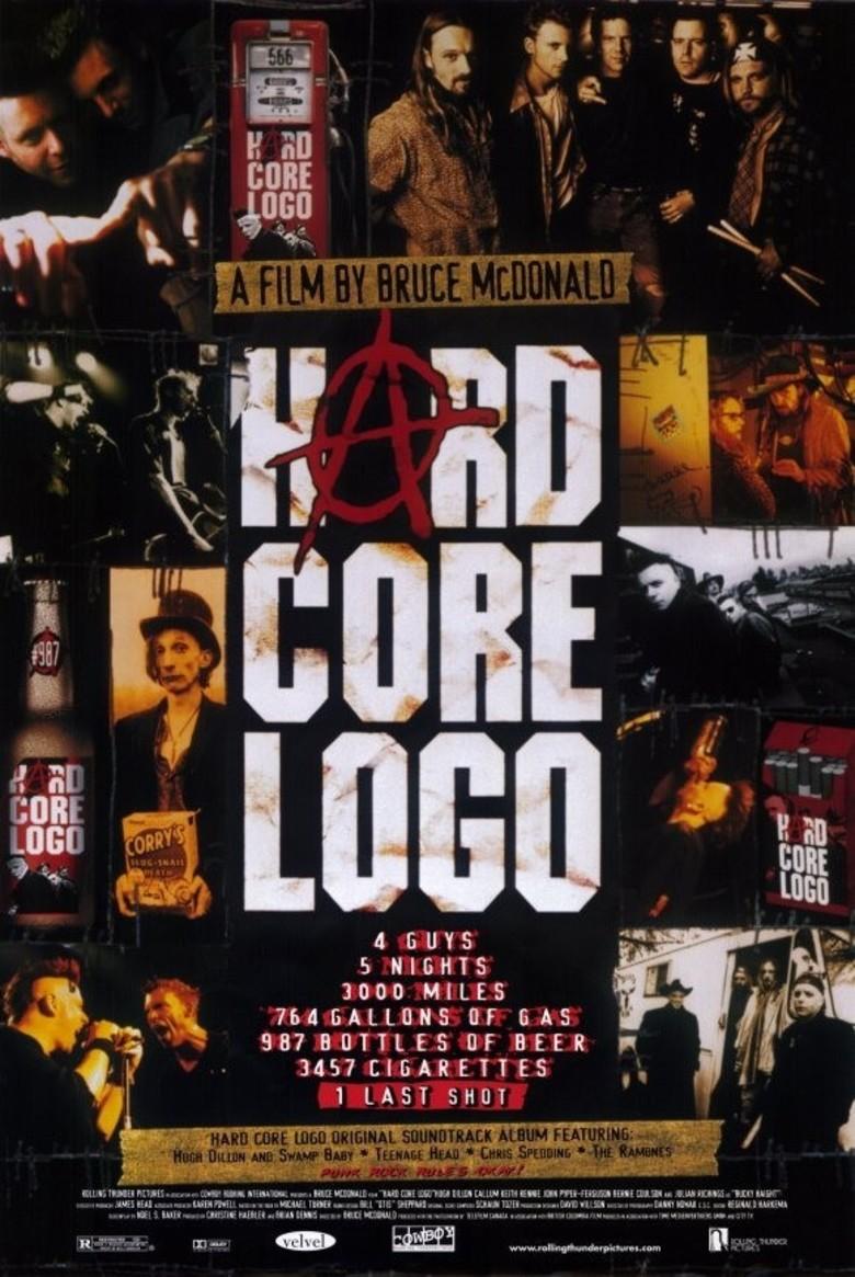 Película: 'Hard Core Logo' (1996)