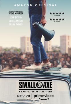 Cartel de Small Axe, miniserie de TV de cinco películas