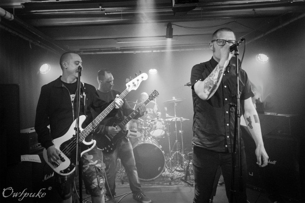 Rival Leaders: Oi! & punk band de Copenhague (Dinamarca)