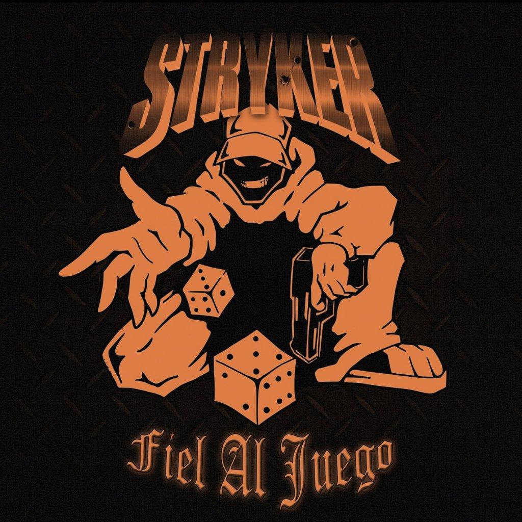 Portada del EP 'Fiel Al Juego' de Stryker que será editado en formato CD y cassette por el sello Tambores de Guerra (2021)