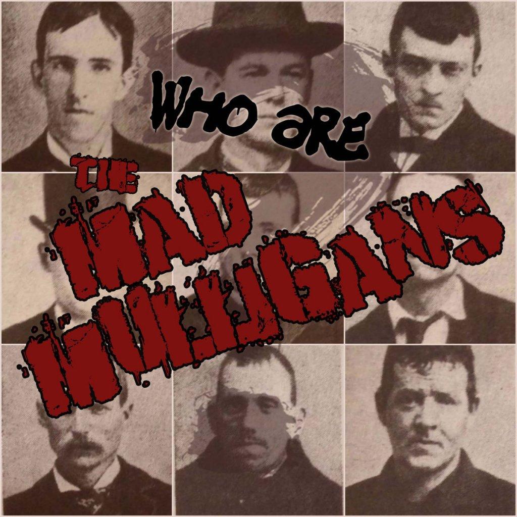 Portada de 'Who Are The Mad Mulligans' de The Mad Mulligans (2021)