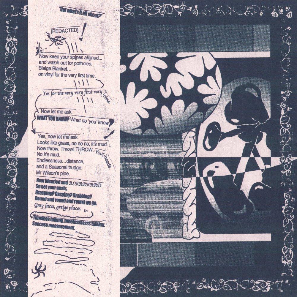 Portada del nuevo EP de Beige Banquet (2021)