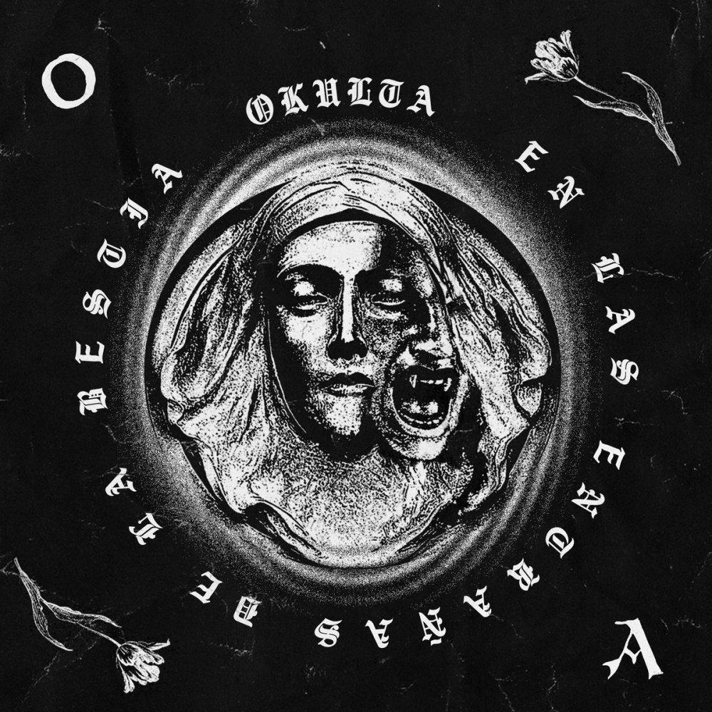Portada de 'En las entrañas de la bestia' de Okvlta (Discos Maraña, 2021)