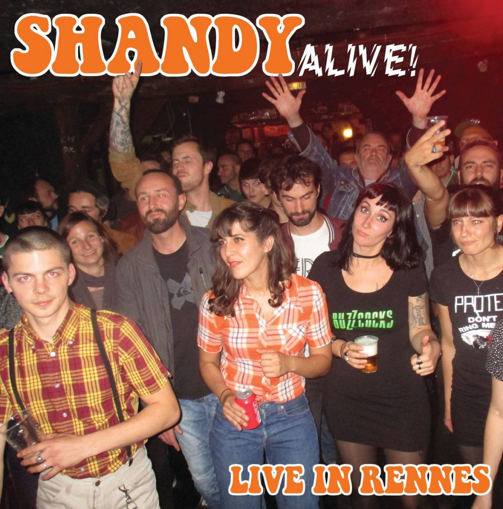 Shandy: 'Live in Rennes' (2021)