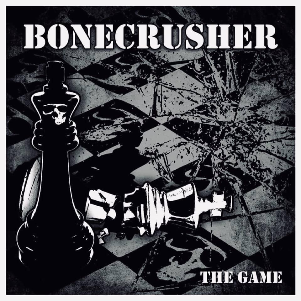 Portada de 'The Game' de Bonecrusher (2021)