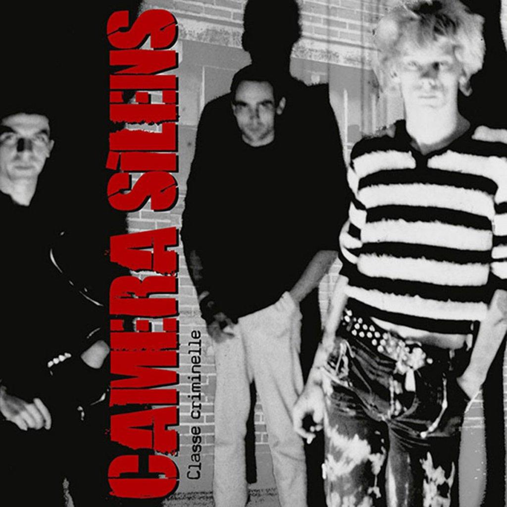 """Portada de 'Classe Criminelle"""" 7"""" de Camera Silens (2021)"""