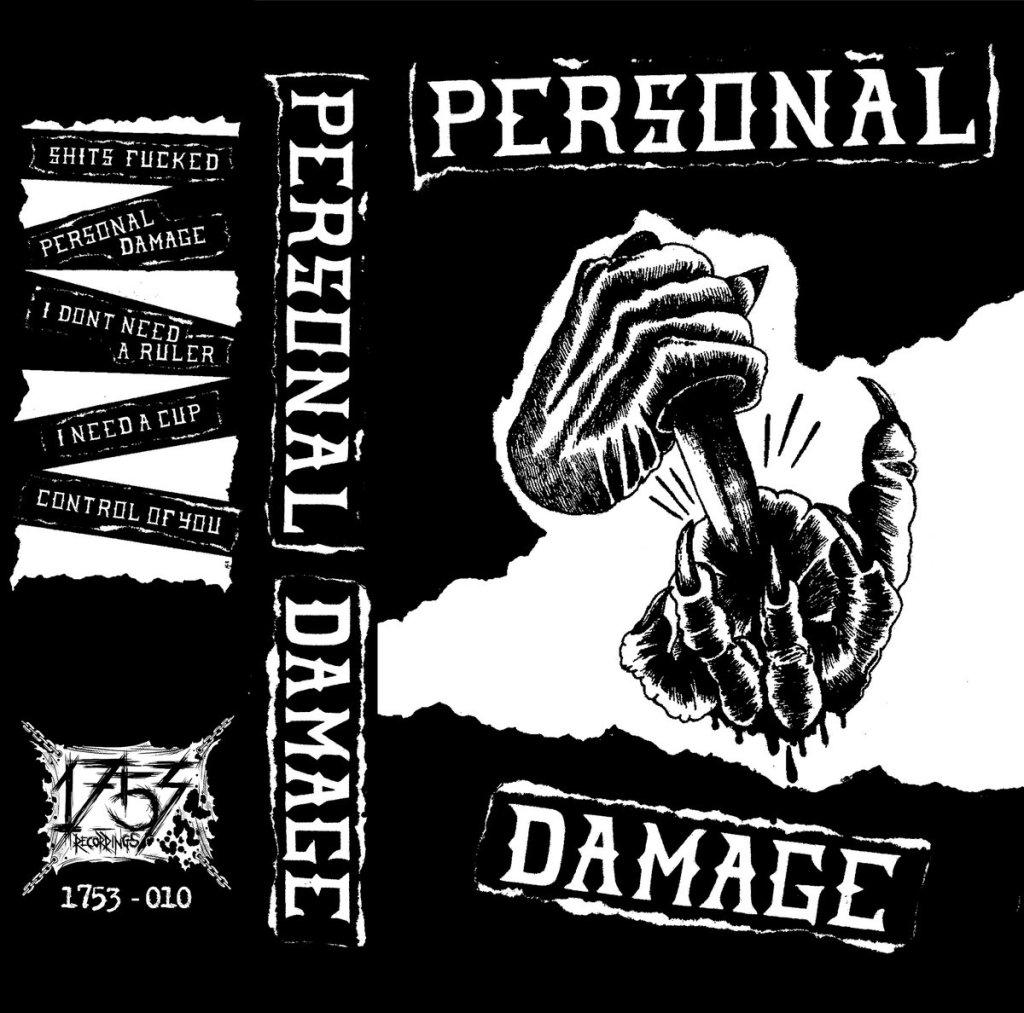 Portada de 'Demo' de Personal Damage (2021)