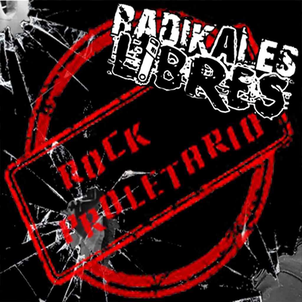 Portada de 'Rock Proletario' de Radikales Libres (2021)