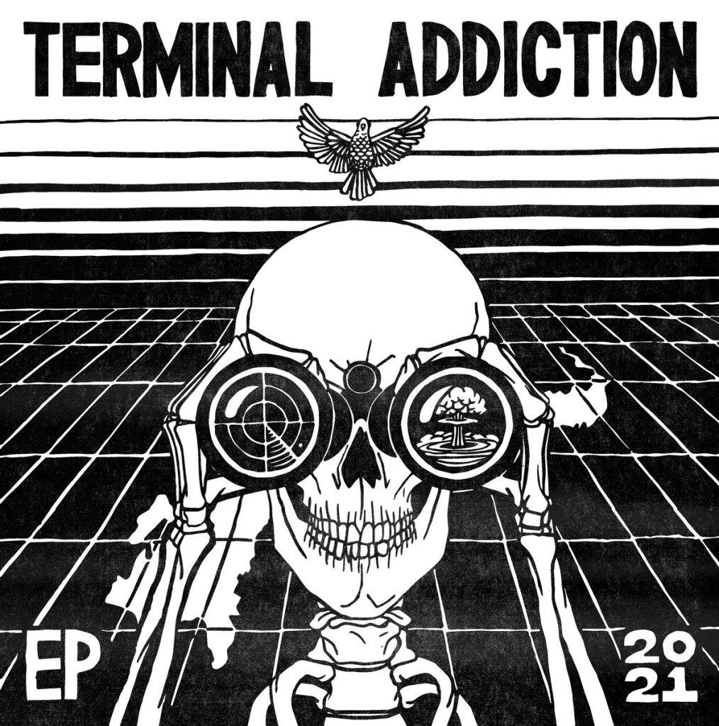 Portada de 'EP 2021' de Terminal Addiction